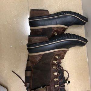Sorel Shoes - Sorel Conquest Carly II Waterproof Boot